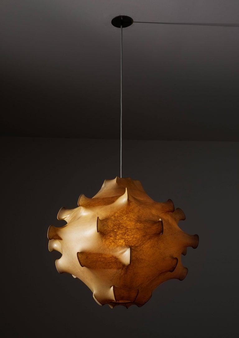 Italian Taraxacum Pendant Light by Achille and Pier Giacomo Castiglioni For Sale