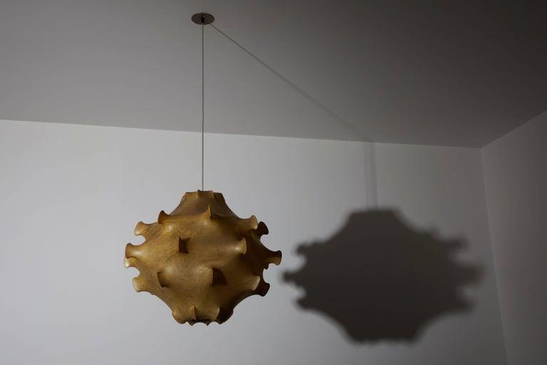 Mid-20th Century Taraxacum Pendant Light by Achille and Pier Giacomo Castiglioni For Sale
