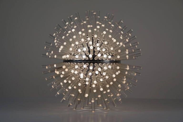 Rare Table Lamp by Marzio Cecchi In Excellent Condition For Sale In Los Angeles, CA