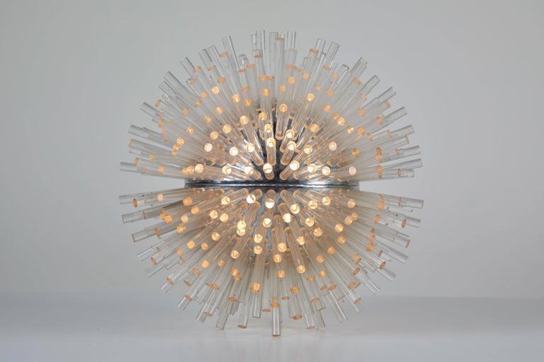 Mid-Century Modern Rare Table Lamp by Marzio Cecchi For Sale