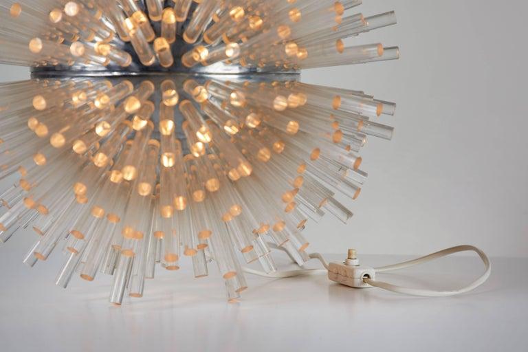 Rare Table Lamp by Marzio Cecchi For Sale 1