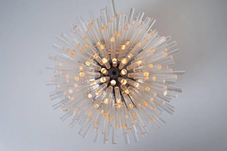 Late 20th Century Rare Table Lamp by Marzio Cecchi For Sale