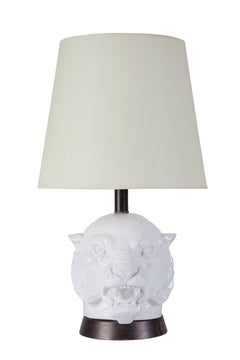 Ceramic Italian Table Lamp