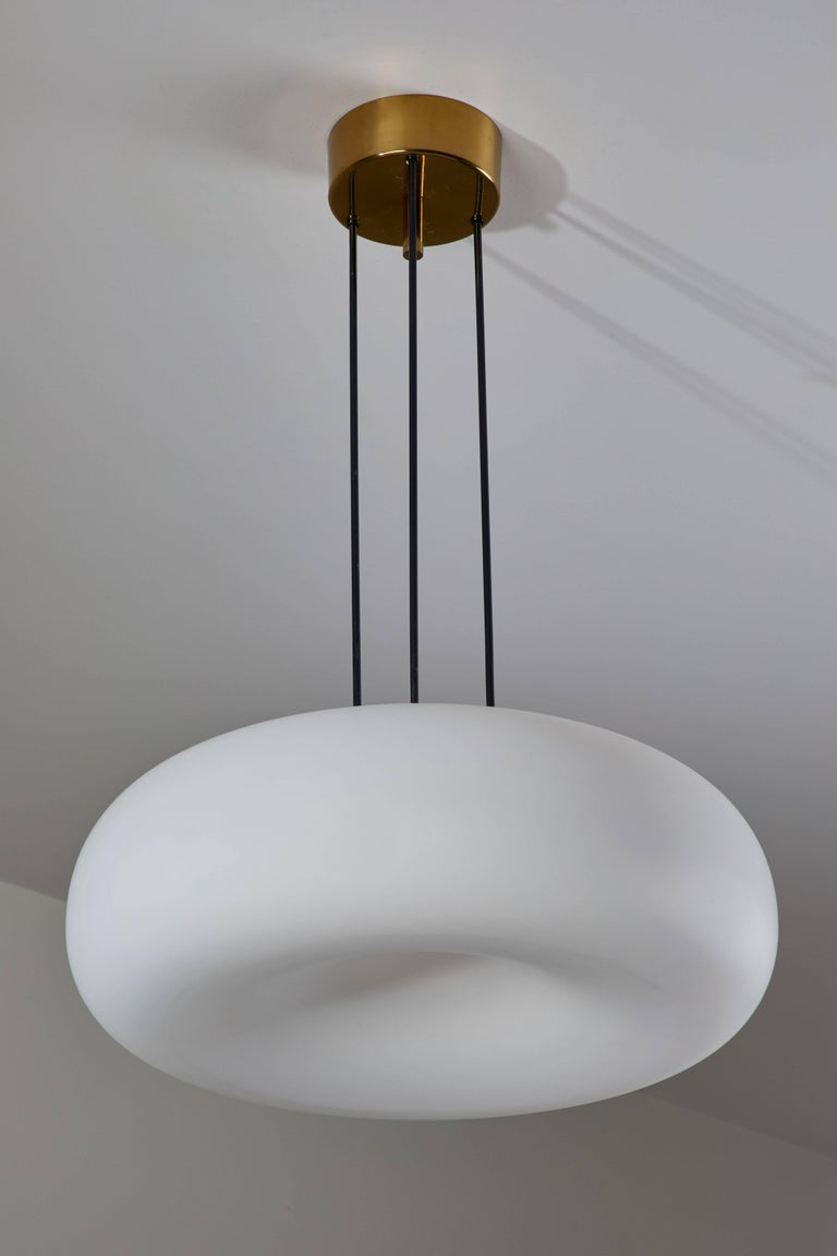 Model 2356 Suspension Light by Fontana Arte 5