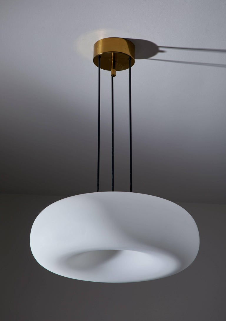 Model 2356 Suspension Light by Fontana Arte 4