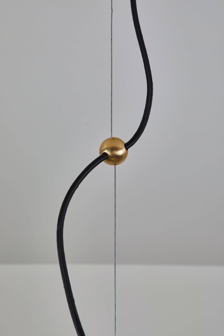Two Suspension Lights by Stilnovo For Sale 2