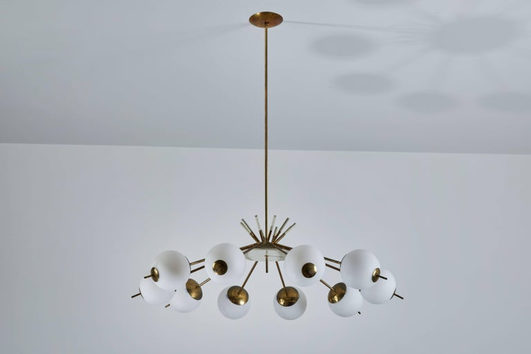 Chandelier Attributed to Stilnovo 4