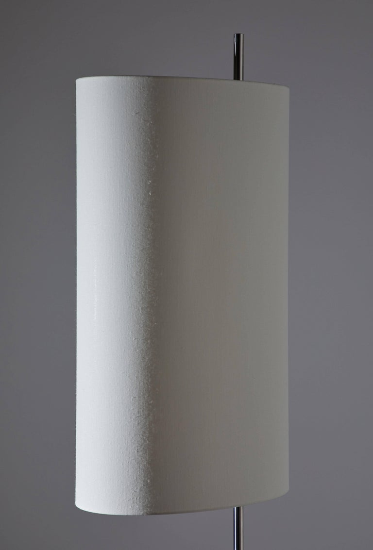 Steel AJ Royal Floor Lamp by Arne Jacobsen for Santa & Cole For Sale