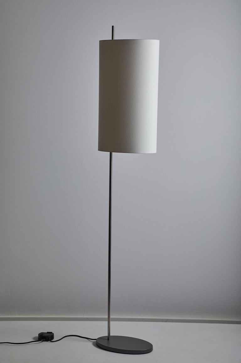 Mid-Century Modern AJ Royal Floor Lamp by Arne Jacobsen for Santa & Cole For Sale