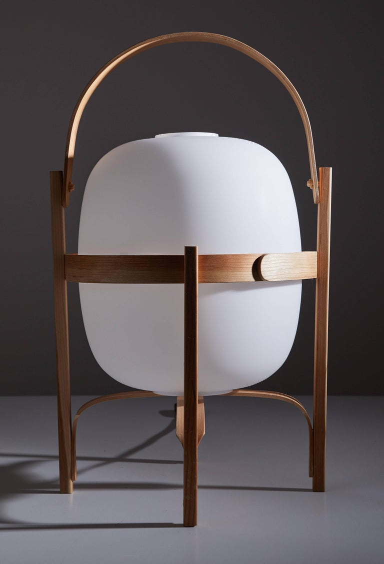 Cesta Table Lamp by Miguel Mila for Santa & Cole 6