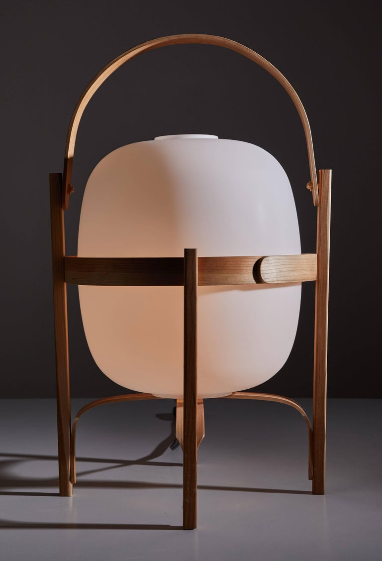 Cesta Table Lamp by Miguel Mila for Santa & Cole 2