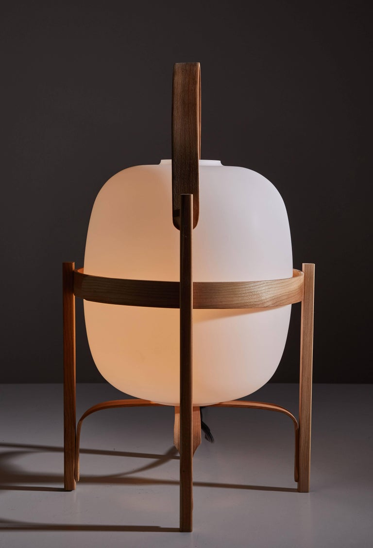 Cesta Table Lamp by Miguel Mila for Santa & Cole 3