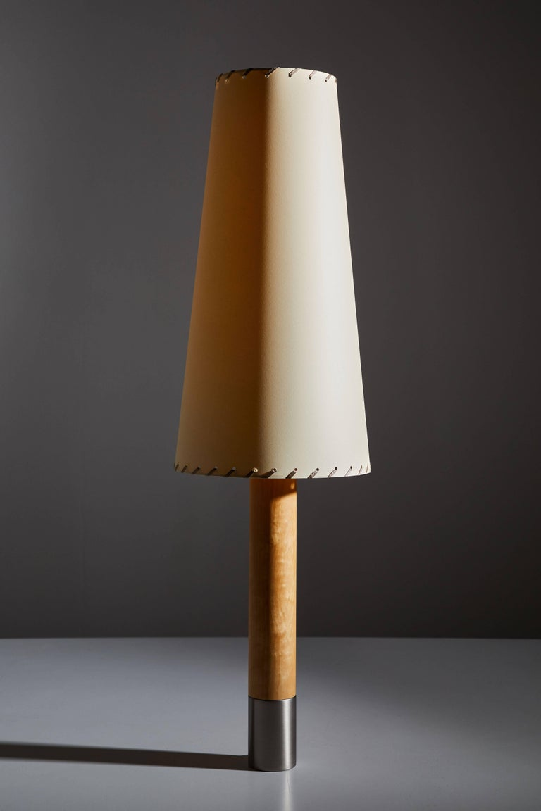 Spanish Básica M1 Table Lamp by Santiago Roqueta for Santa & Cole For Sale