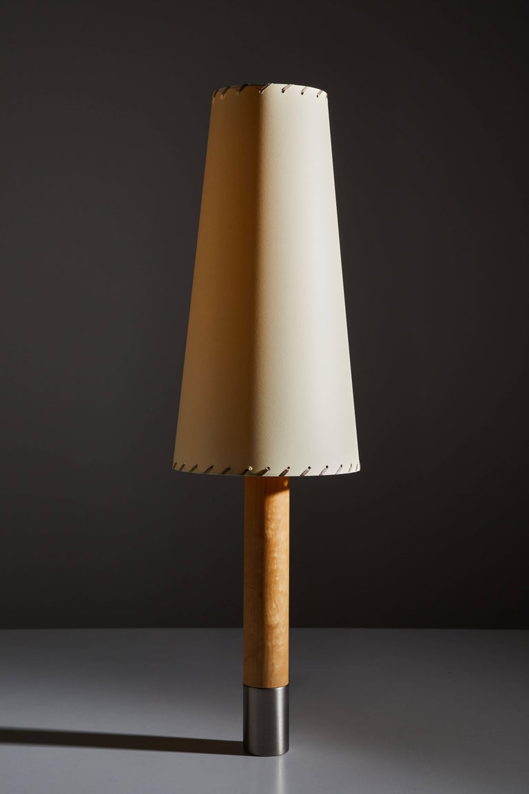 Básica M1 Table Lamp by Santiago Roqueta for Santa & Cole In Excellent Condition For Sale In Los Angeles, CA