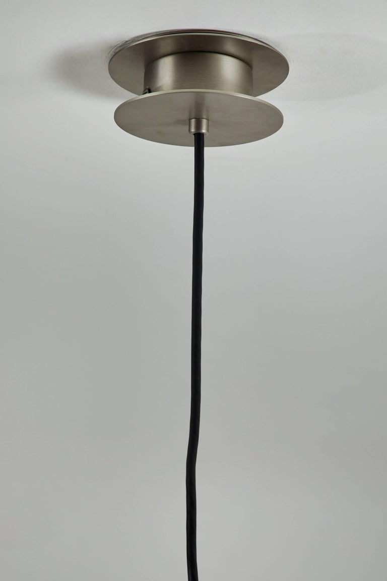 Metal GT4 Pendant Lamp by Gabriel Ordeig Cole for Santa and Cole For Sale