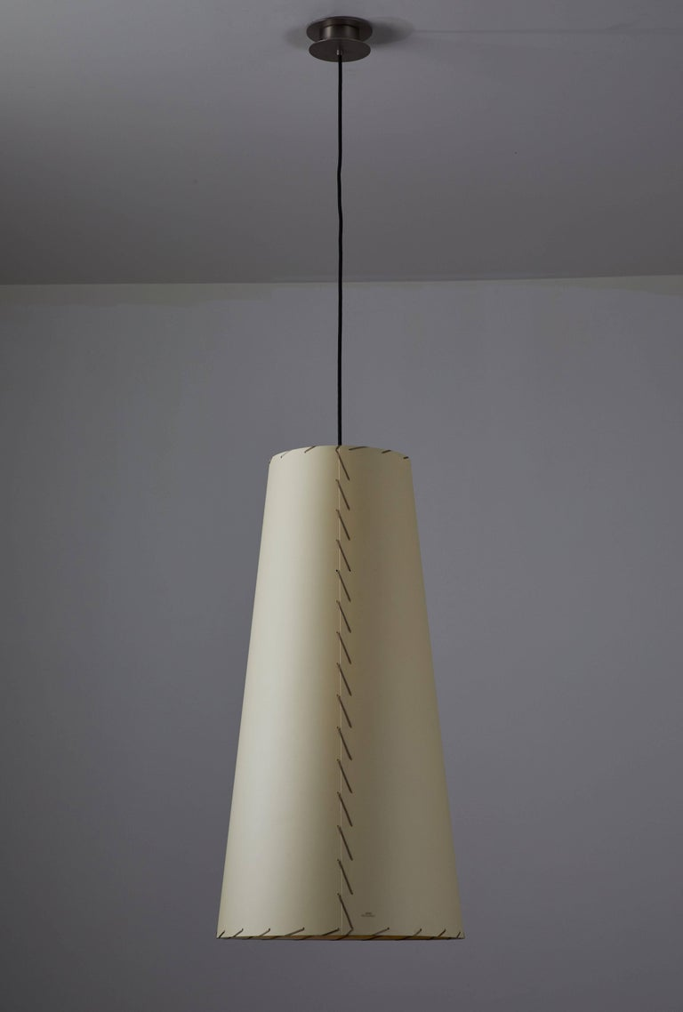 Spanish GT4 Pendant Lamp by Gabriel Ordeig Cole for Santa and Cole For Sale