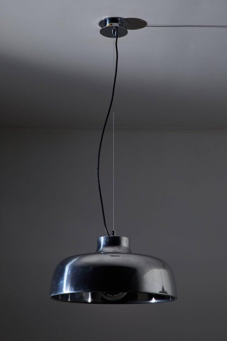 Mid-Century Modern M68 Suspension Light by Miguel Milá for Santa & Cole For Sale
