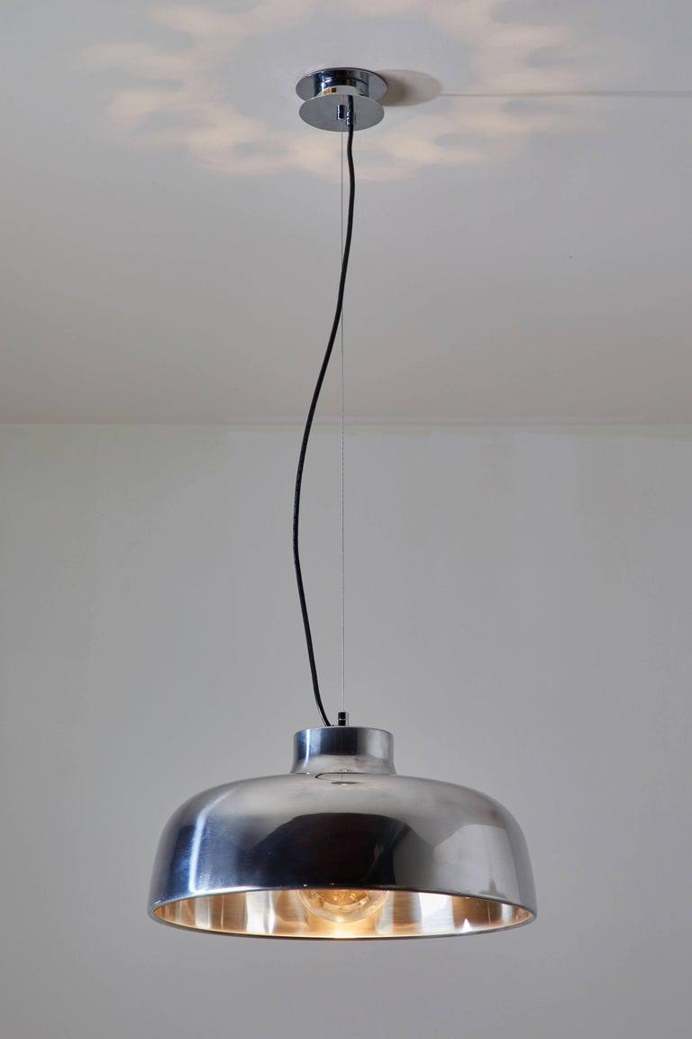 Spanish M68 Suspension Light by Miguel Milá for Santa & Cole For Sale