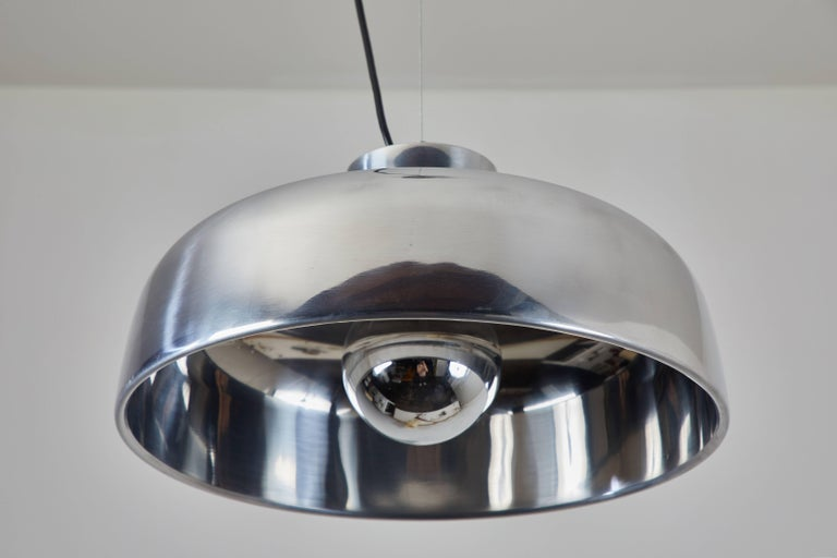 M68 Suspension Light by Miguel Milá for Santa & Cole In New Condition For Sale In Los Angeles, CA