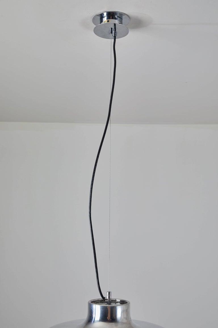 Contemporary M68 Suspension Light by Miguel Milá for Santa & Cole For Sale