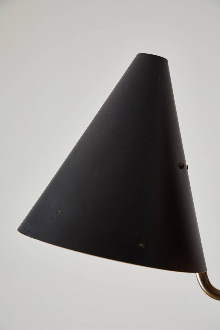 Mid-20th Century Rare Double Pendant Lamp by Svend Aage Holm Sørensen for Lyfa For Sale