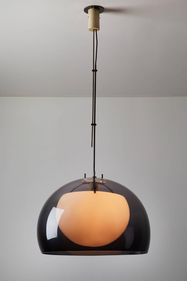 Mid-Century Modern Pendant Lamp by Tito Agnoli for Oluce For Sale