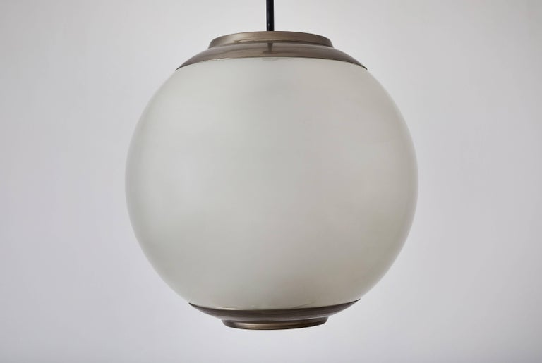 Large Model LS2 Pendant by Luigi Caccia Dominioni for Azucena 5