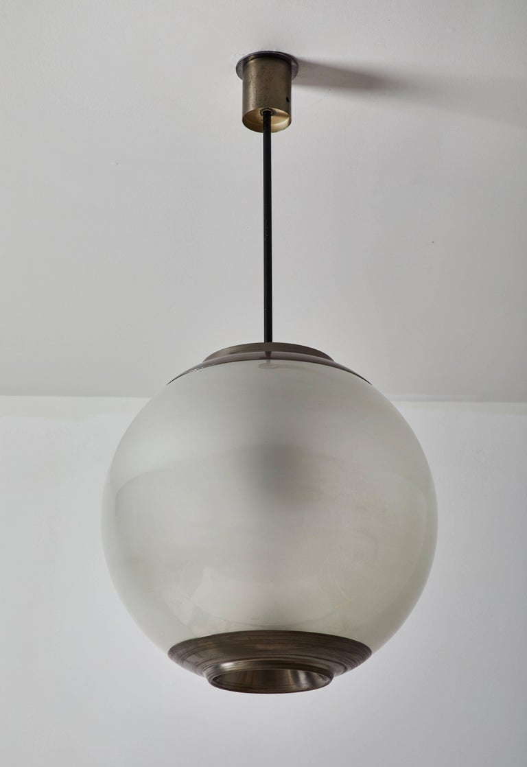 Large Model LS2 Pendant by Luigi Caccia Dominioni for Azucena 4