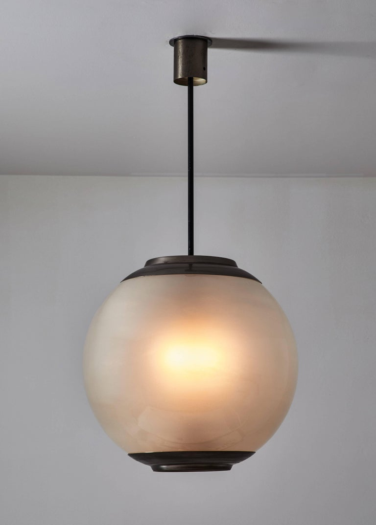 Large Model LS2 Pendant by Luigi Caccia Dominioni for Azucena 2