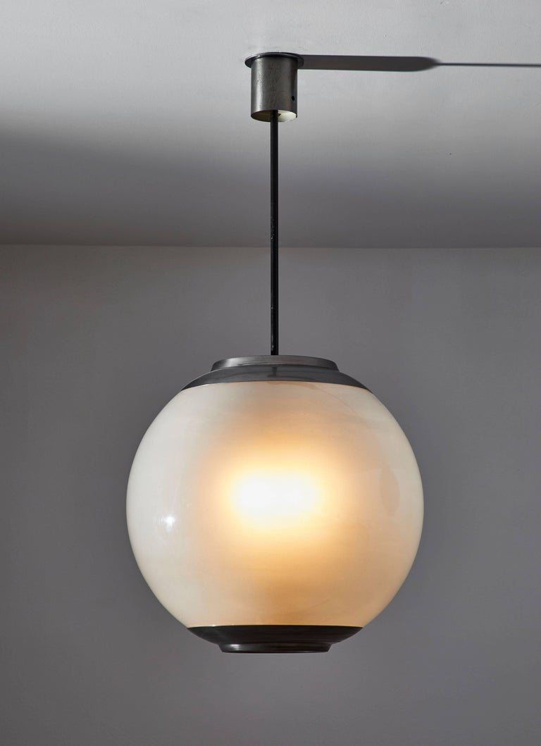 Large Model LS2 Pendant by Luigi Caccia Dominioni for Azucena 3