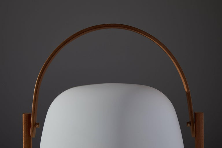 Cestita Batería Table Lamp by Miguel Milá for Santa & Cole For Sale 1
