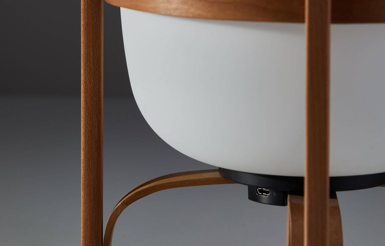 Cestita Batería Table Lamp by Miguel Milá for Santa & Cole For Sale 3