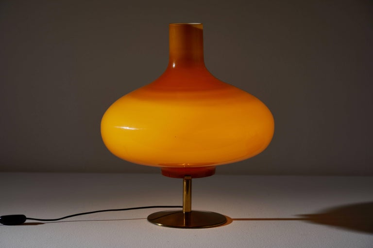 Mid-Century Modern Table Lamp by Annig Sarian for Adrasteia For Sale