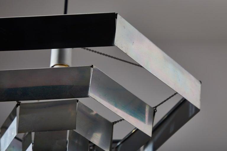 Rare Suspension Light by Bruno Munari for Danese Milano For Sale 3