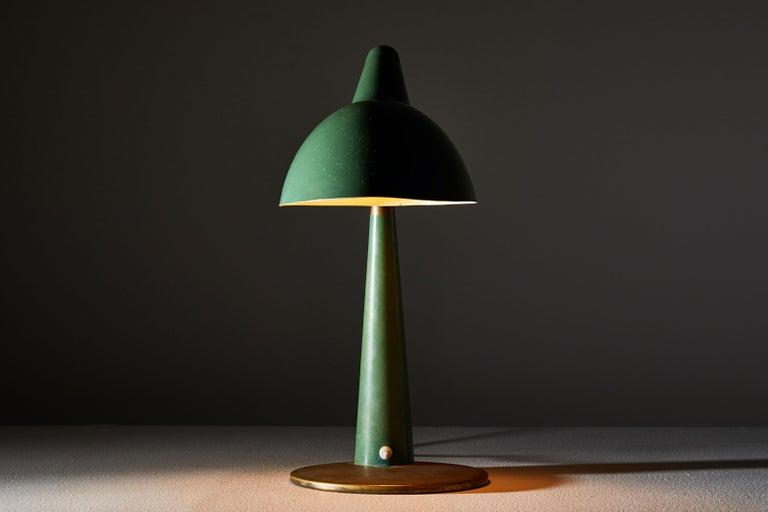 Italian Rare Table Lamp by Stilnovo For Sale