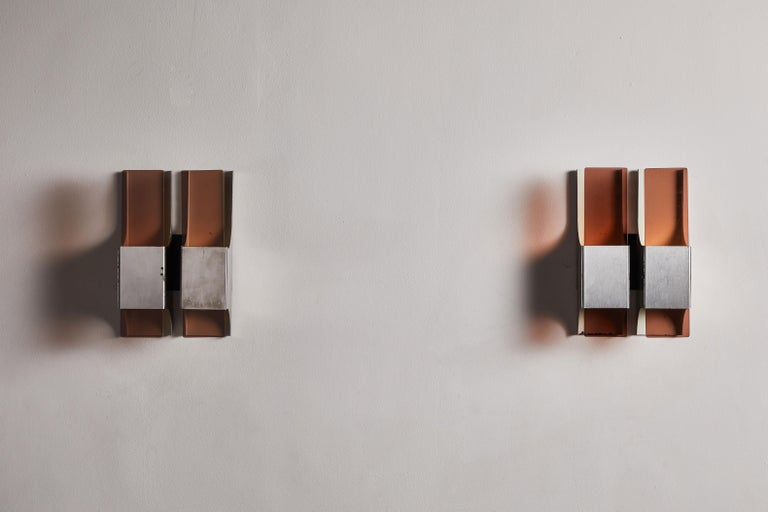 Late 20th Century Three French Sconces For Sale
