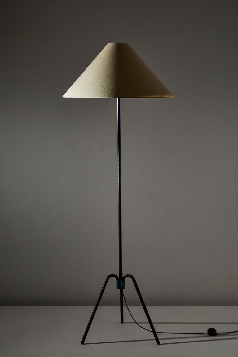 French Floor Lamp In Good Condition For Sale In Los Angeles, CA