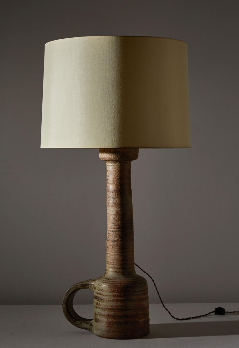 Dutch Table Lamp by Mobach For Sale