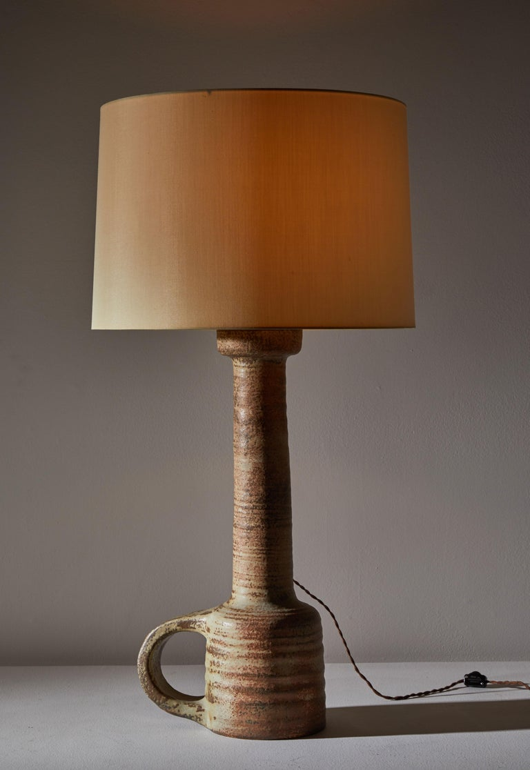 Mid-Century Modern Table Lamp by Mobach For Sale