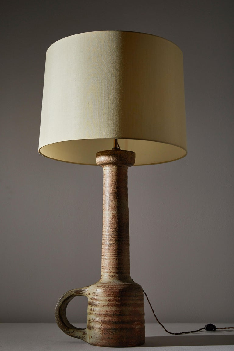 Mid-20th Century Table Lamp by Mobach For Sale