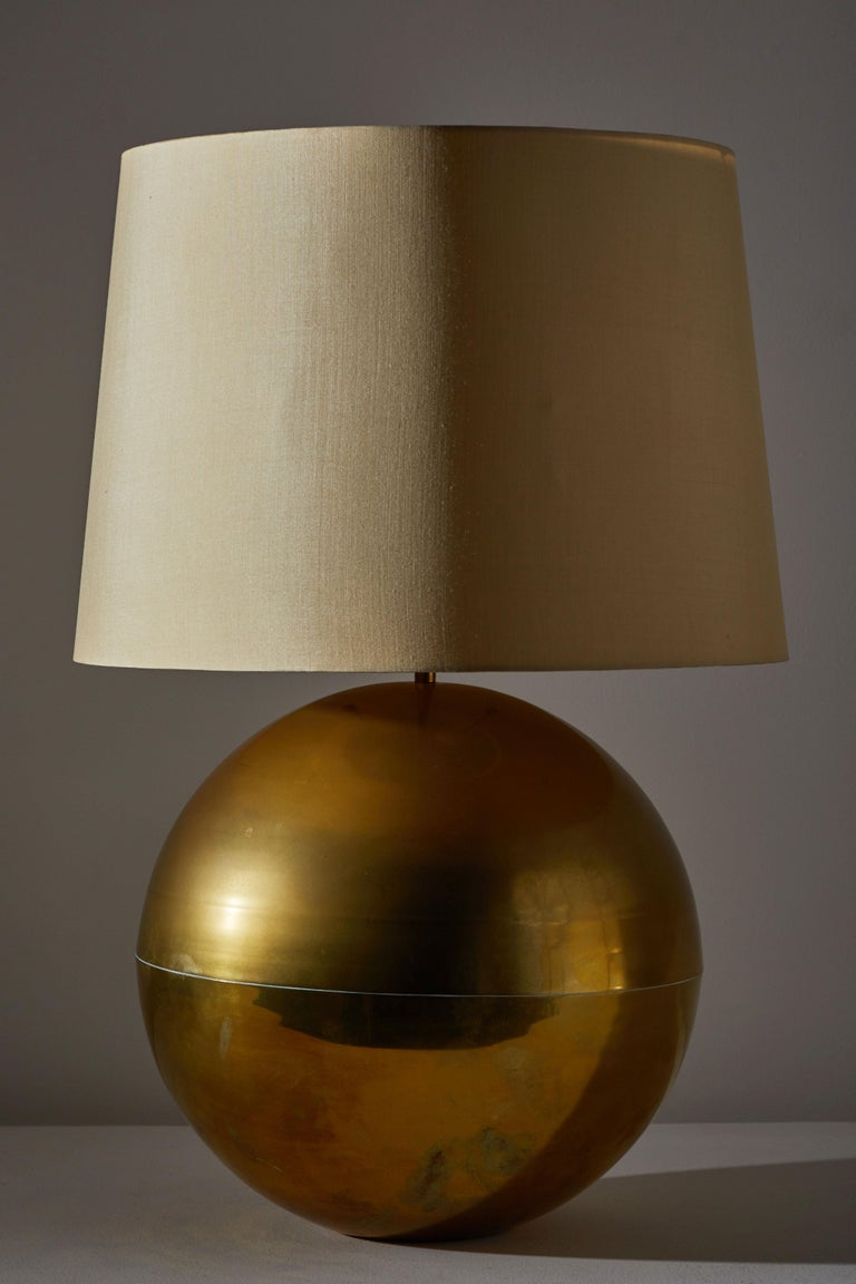 Mid-Century Modern Table Lamp by Karl Springer For Sale