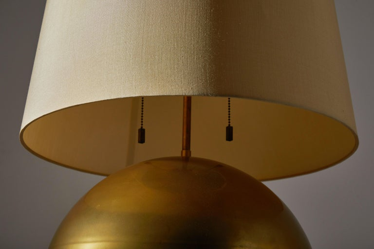 Table Lamp by Karl Springer In Good Condition For Sale In Los Angeles, CA