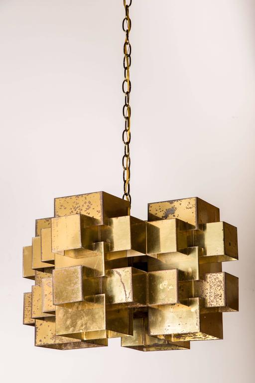 American Curtis Jere Pendant For Sale