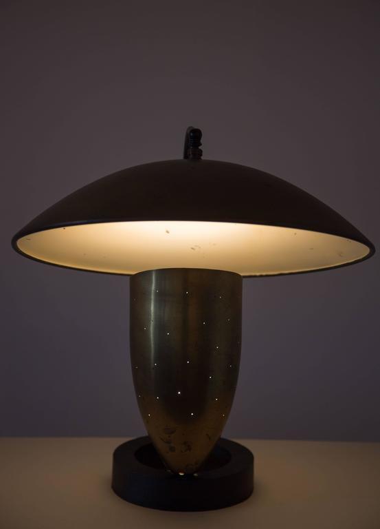 Mitchell Bobrick Table Lamp At 1stdibs