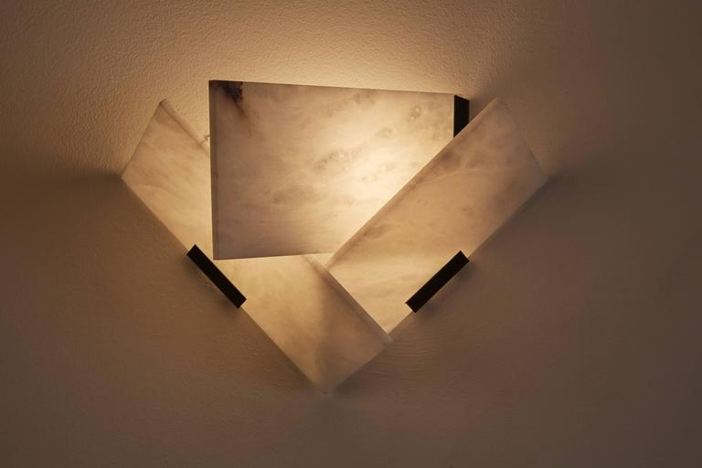 """Fly Wall Lamp"" by Pierre Chareau 3"