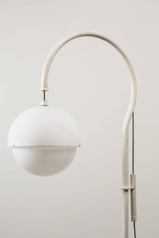 Mid-20th Century Rare Floor Lamp by Luigi Bandini Buti for Kartell For Sale