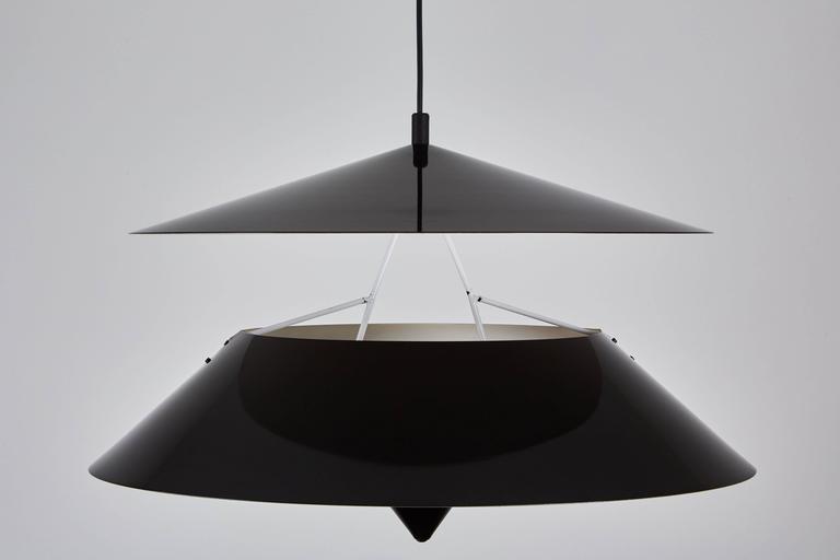 Akaari Pendant by Vico Magistretti for Oluce 7