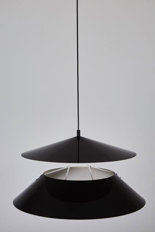 Akaari Pendant by Vico Magistretti for Oluce 6