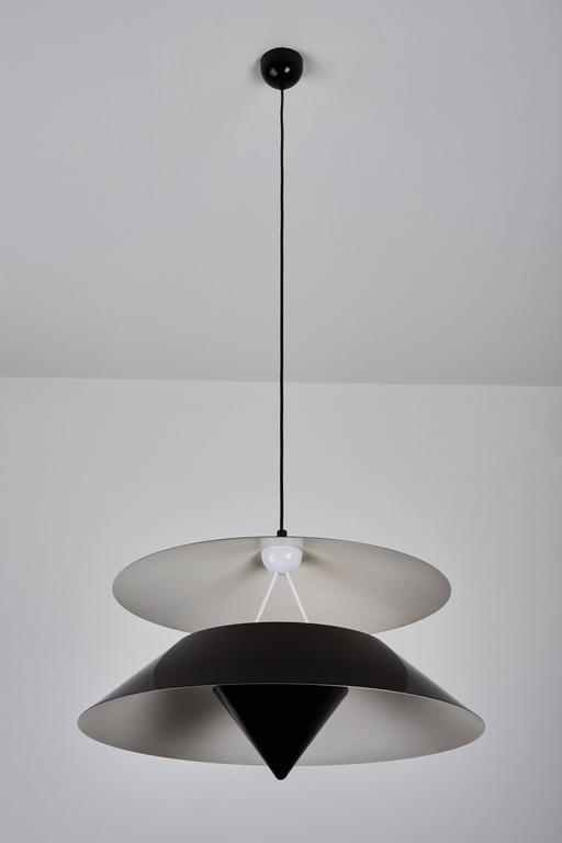 Akaari Pendant by Vico Magistretti for Oluce 5
