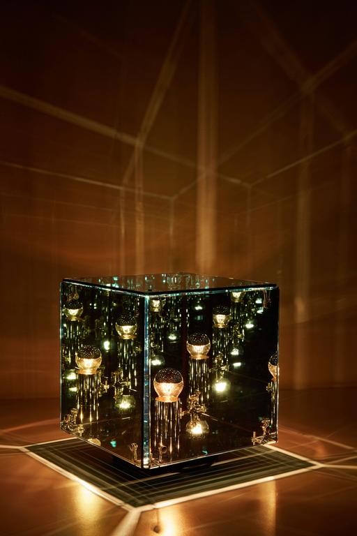 Prismar Luminoso Cubo Table Lamp by Studio A.R.I.D.I.T.I for Sormani 3